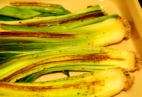Braised Leeks picture