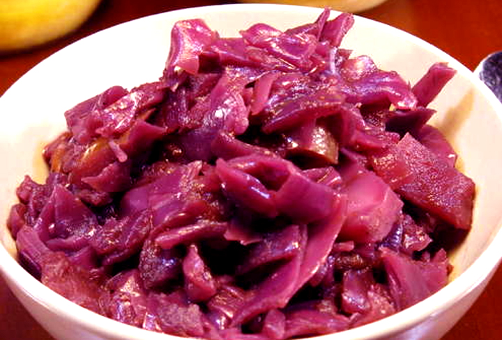 Braised Red Cabbage picture