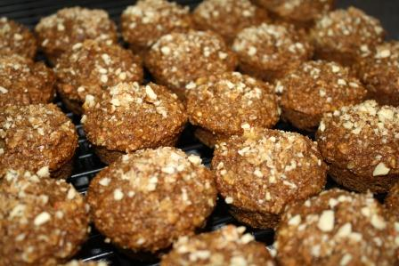 Oat And Honey Bran Muffins picture