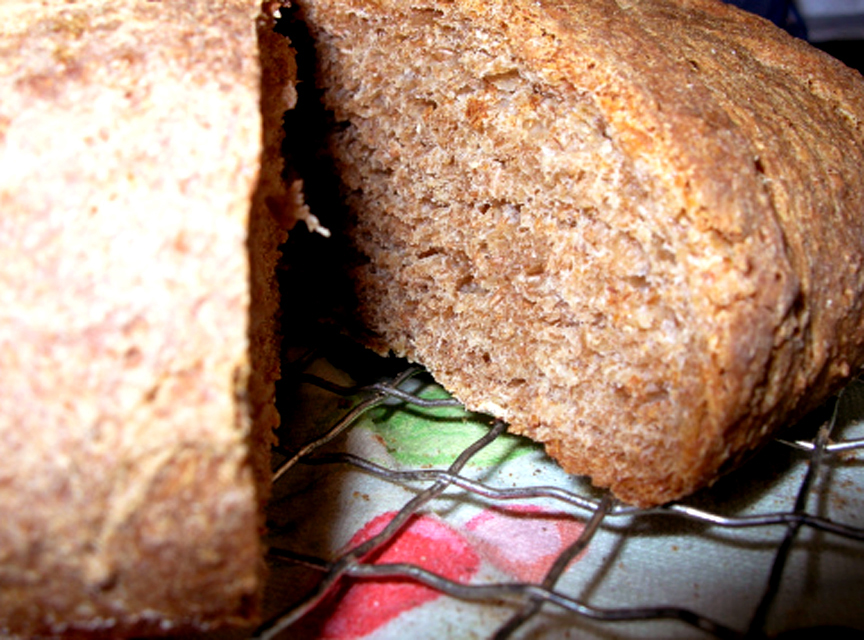 Moist Bran Bread picture