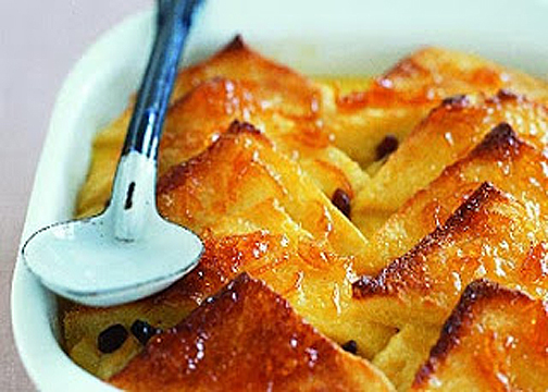 Bread And Butter Pudding picture