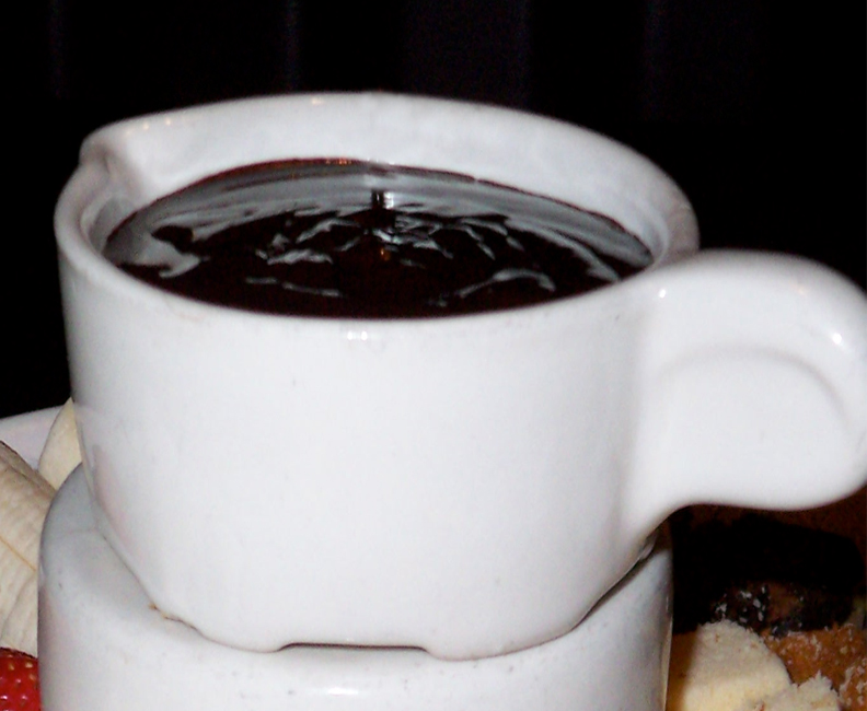 Breadcrumb Chocolate Fondue picture