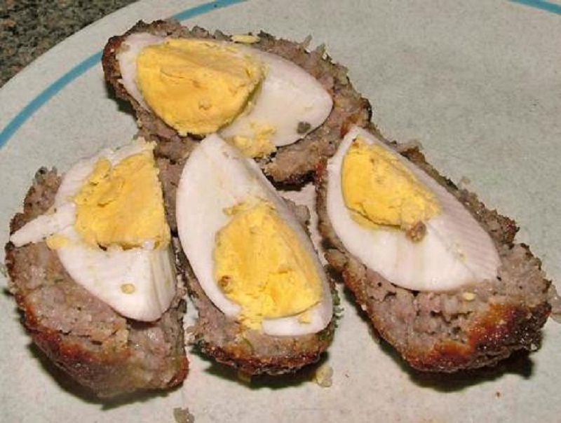 Breaded Scotch Eggs picture