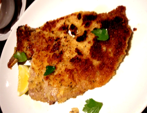 Breaded Veal Chops picture