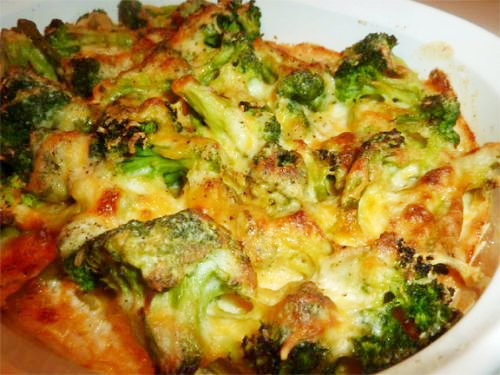Broccoli Au Gratin picture