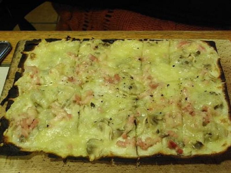 Broccoli Crepes Gratinees picture