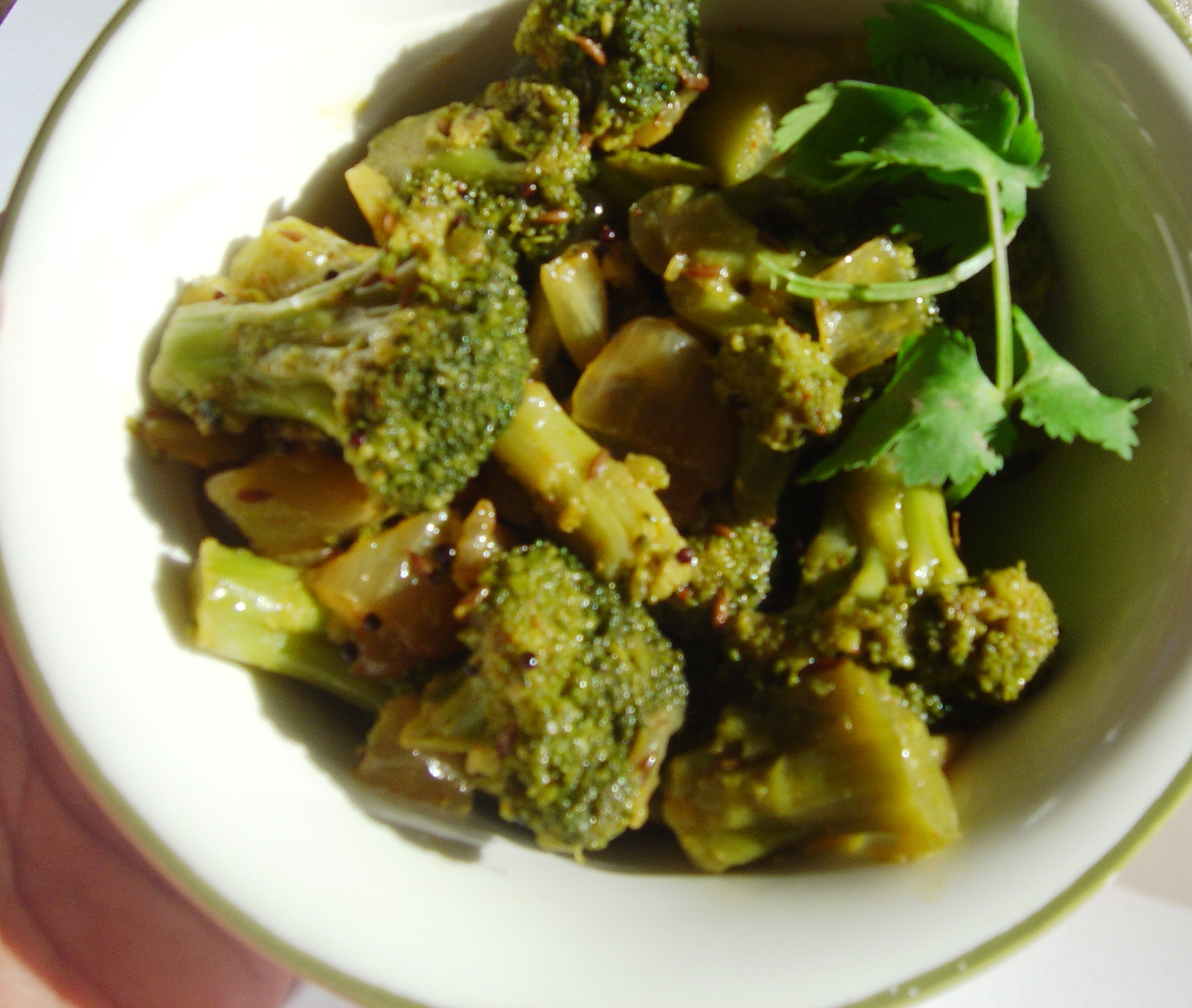 Broccoli Bhaji picture