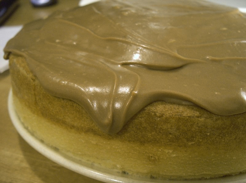 Brown Butter Icing picture