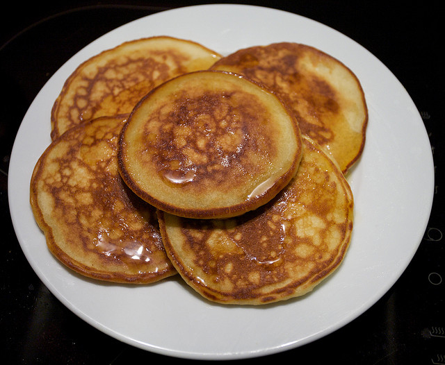 Brown Rice Pancakes picture