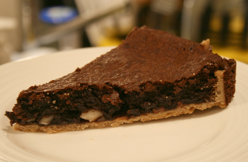 Four Minute Brownie Pie picture