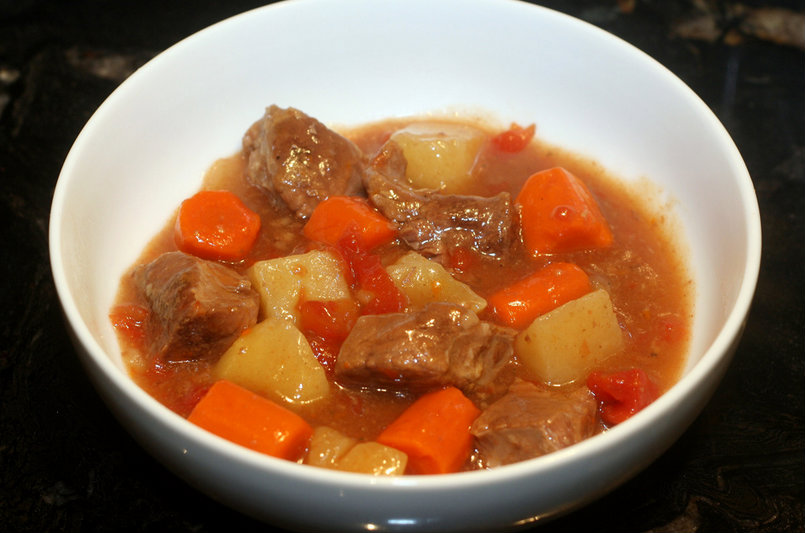 Easy Beef Stew Supreme  picture