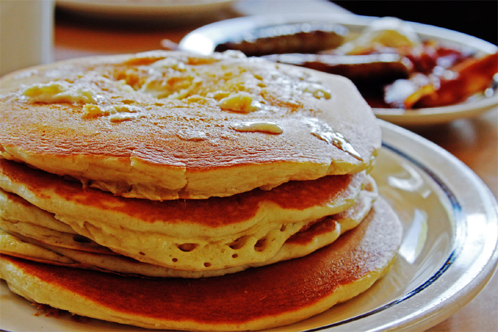 Buckwheat Pancakes picture