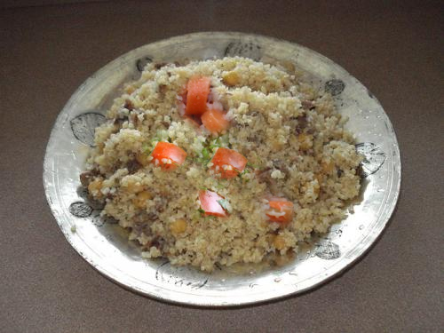 Mom S Bulgur Salad picture