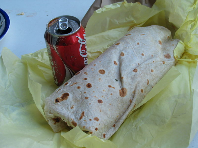 Egg Burritos picture