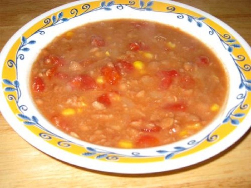 Butter Bean Soup picture