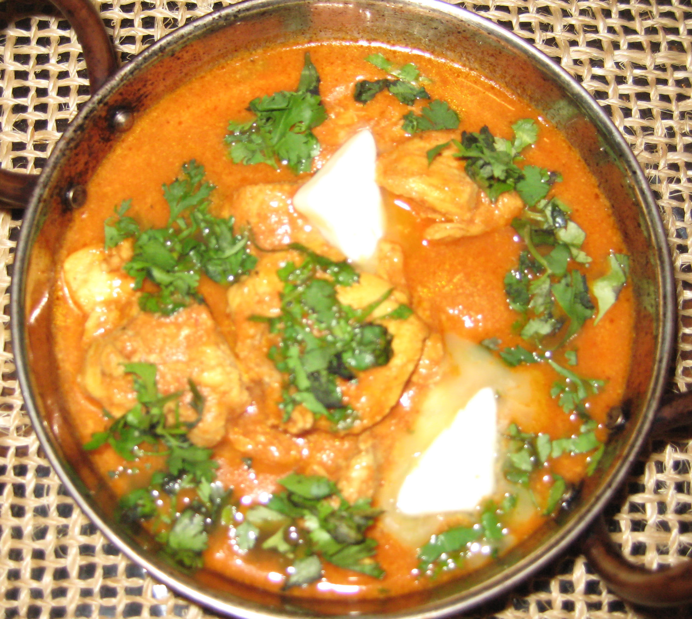 Butter chicken by Chef Sonali picture