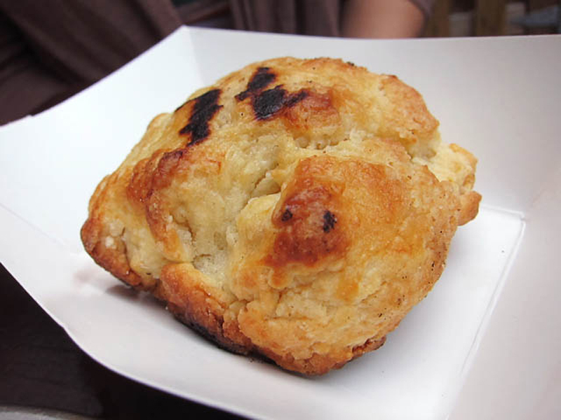 Whole Grain Buttermilk Biscuits picture