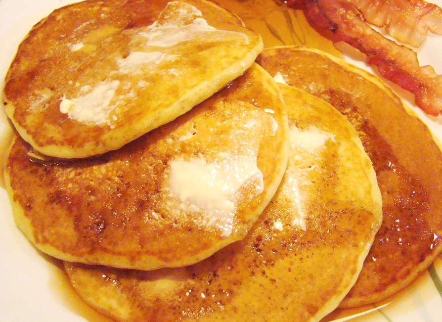 Buttermilk Pancakes picture