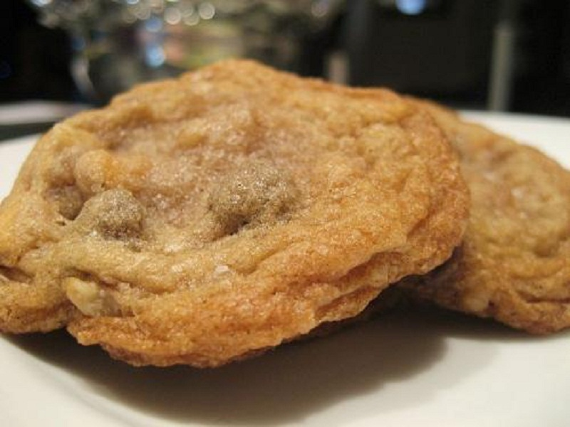 Butterscotch Chip cookies picture