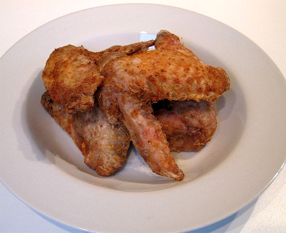 Buttery Hot Wings picture
