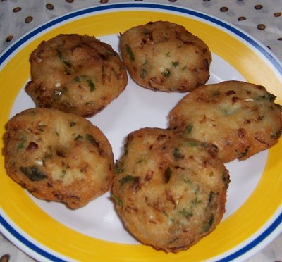 Cabbage Vadai picture