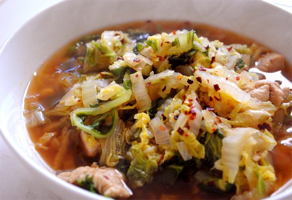 Cabbage Soup picture