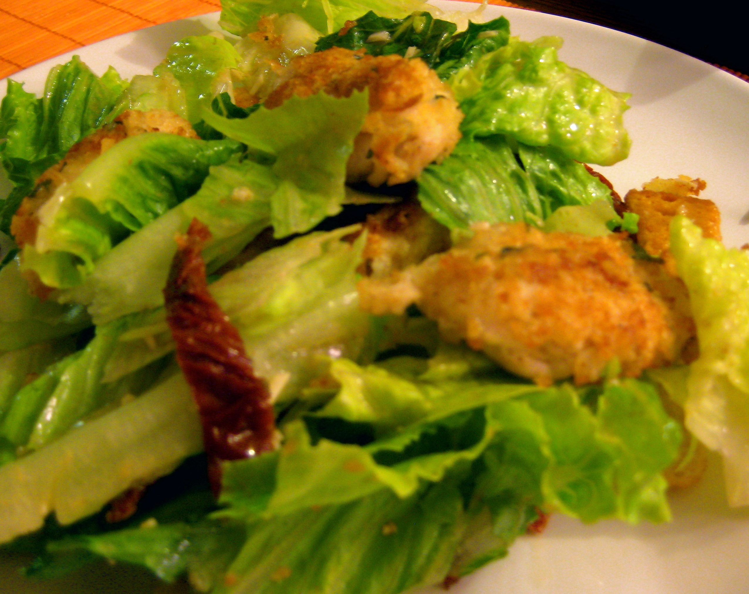 Caesar Salad with Chicken picture