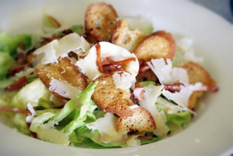 Caesar Salad With Avocado picture