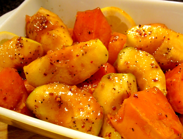 Candied Yams 'N Apples picture