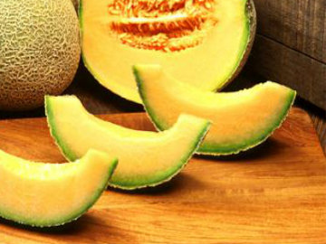 Cantaloupe Wedges picture