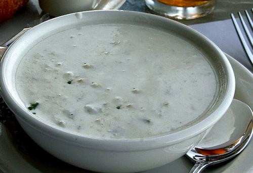 Quick Cape Cod Clam Chowder picture