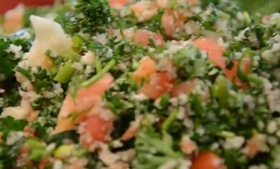 Raw Tabouli picture