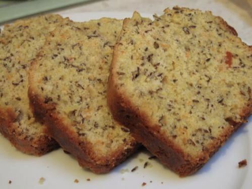 Old Fashioned Seed Cake picture