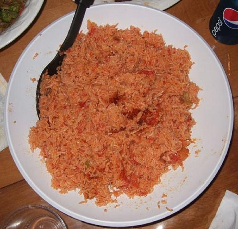 Caribbean Rice picture