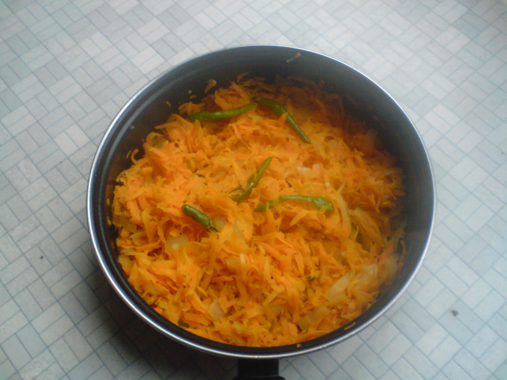Carrot Sabzi picture
