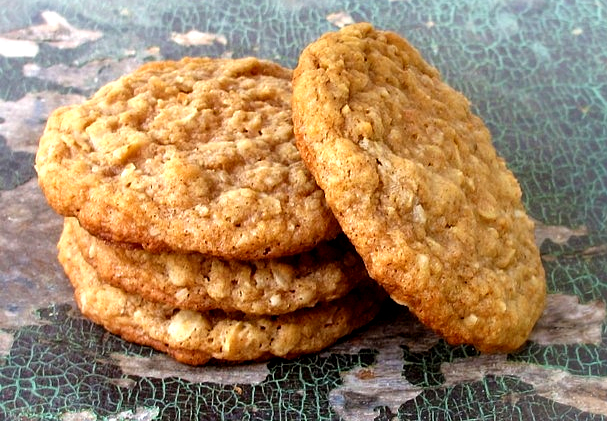 Carrot Oatmeal Cookies picture