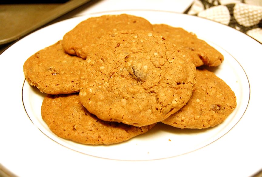 Carrot Raisin Drop Cookies picture