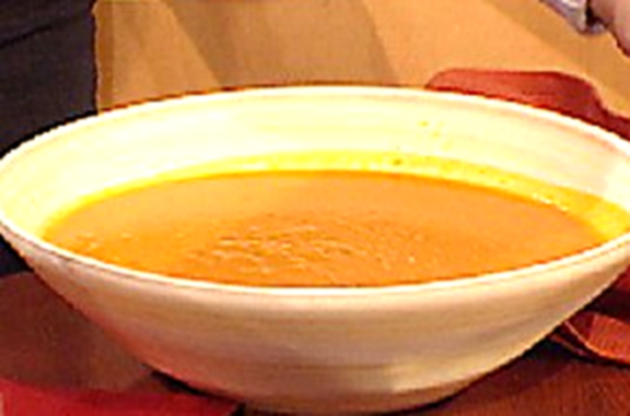 Sunny Cove Citrus Orange And Carrot Soup picture