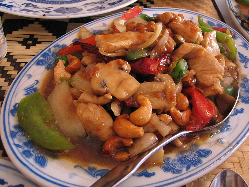 Cashew Chicken picture