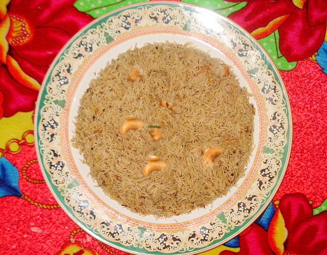 Cashew Rice picture