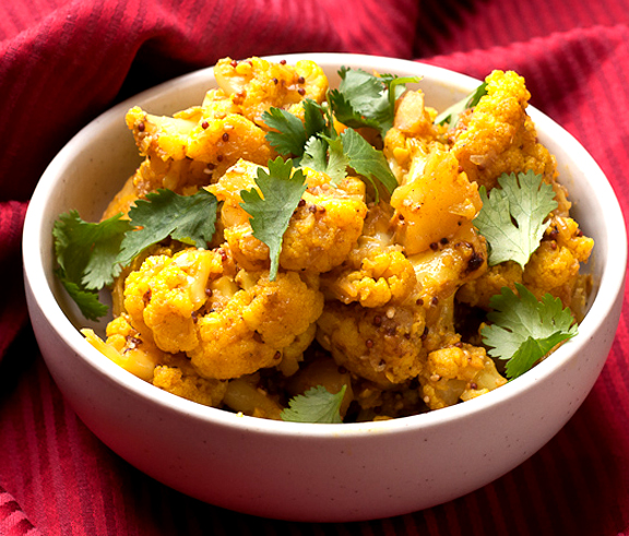 Cauliflower Curry picture