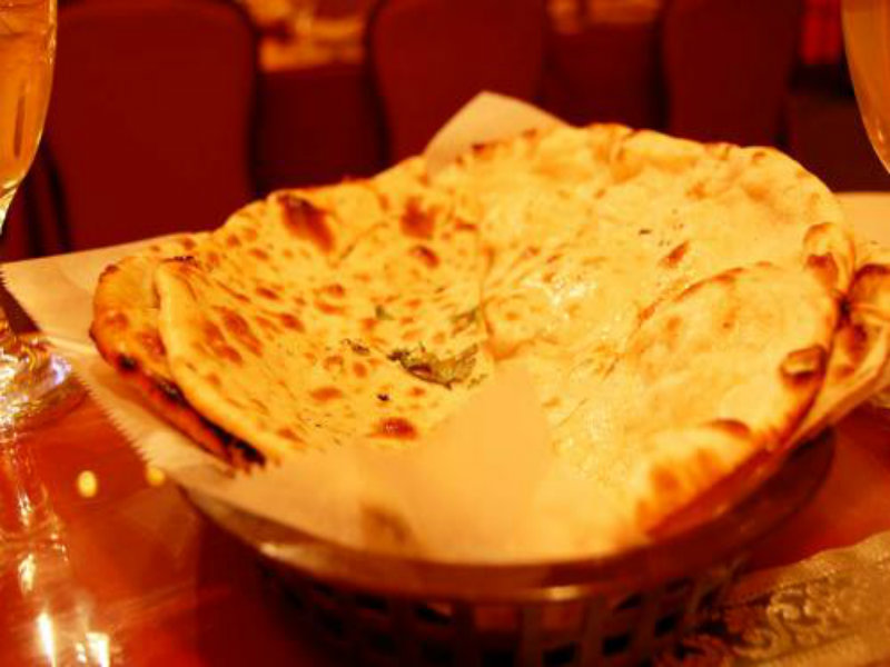 Cauliflower Parathas picture