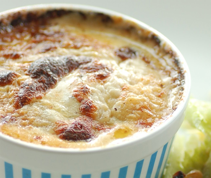 Cauliflower Souffle picture