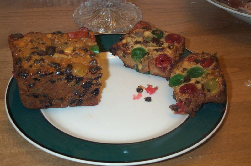 Chocolate Fruit Bread picture