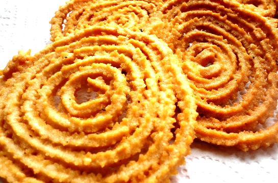 Sweet Chakli for Diwali picture