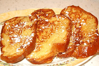 Challah Bread French Toast picture