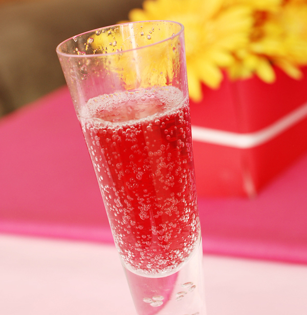 Champagne Fruit Punch picture