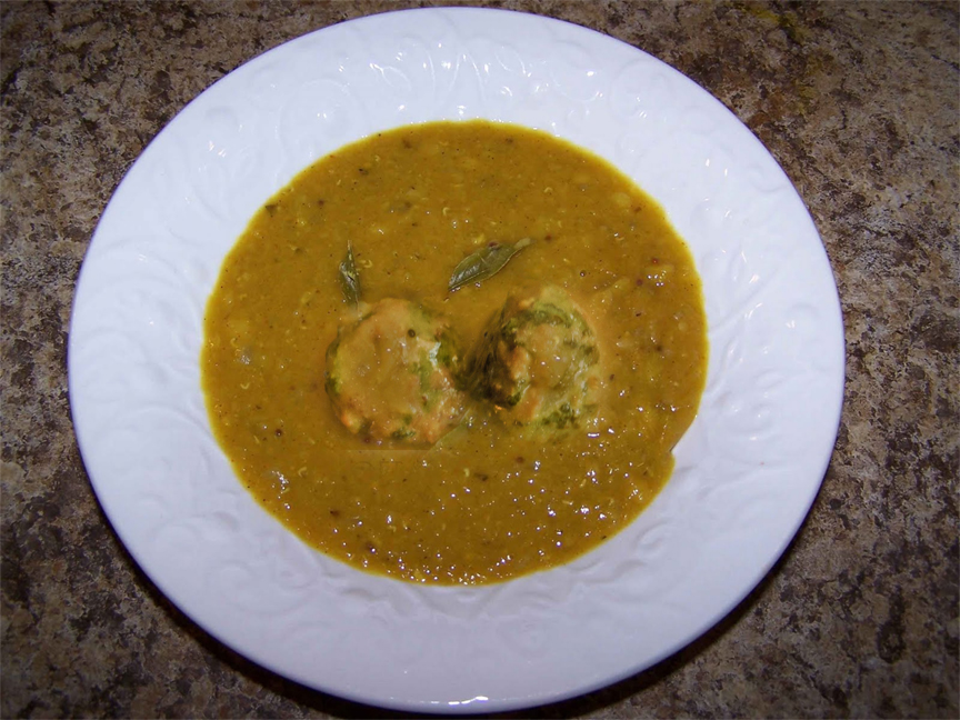 Chana Dal Soup picture