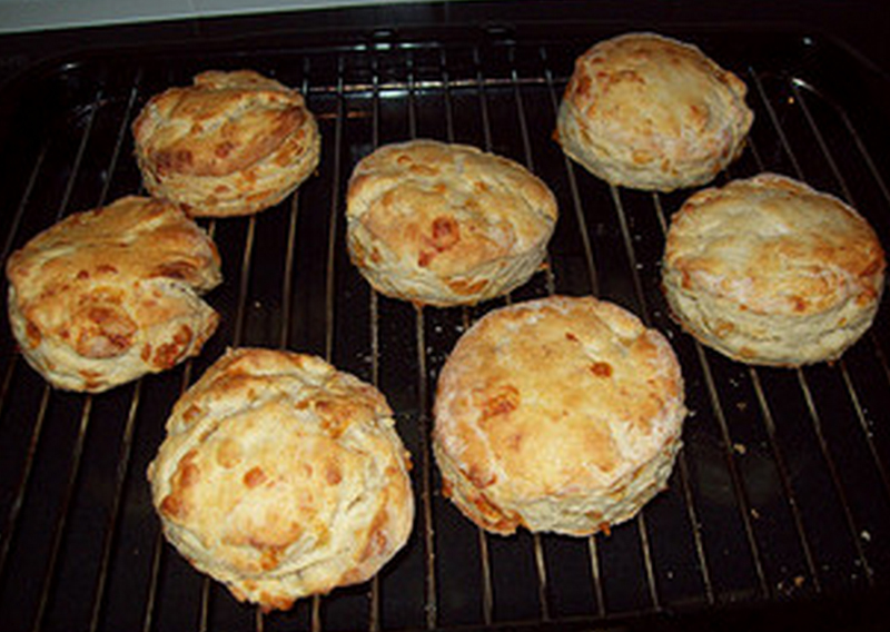 Cheddar Scones picture