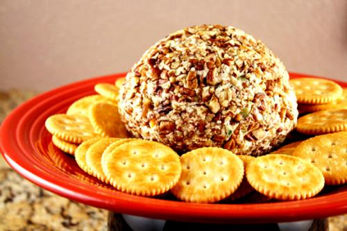 Holiday Cheese Ball picture